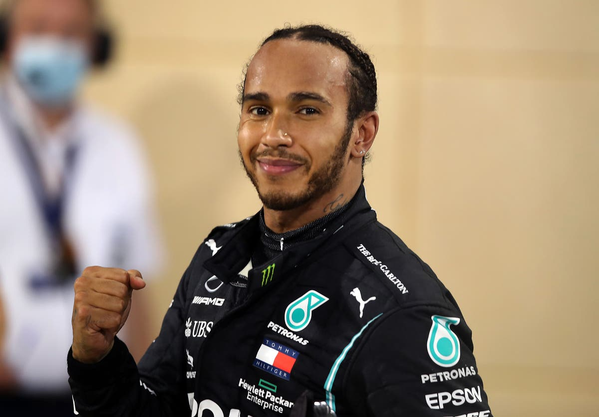 Lewis Hamilton To Be Given Until Saturday To Recover From Coronavirus Ahead Of Abu Dhabi Grand Prix The Independent