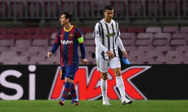 Cristiano Ronaldo asegura que comparte una 'relación cordial' con Lionel Messi.