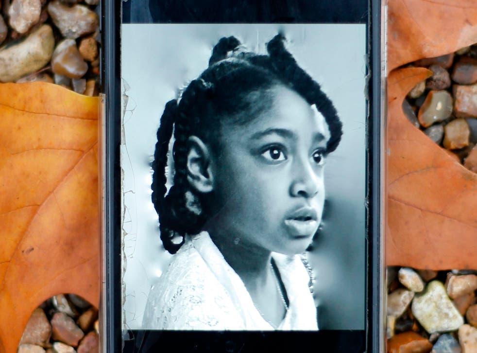 Ella Kissi-Debrah died of a fatal asthma attack in February 2013
