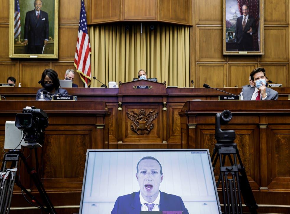 Facebook Antitrust