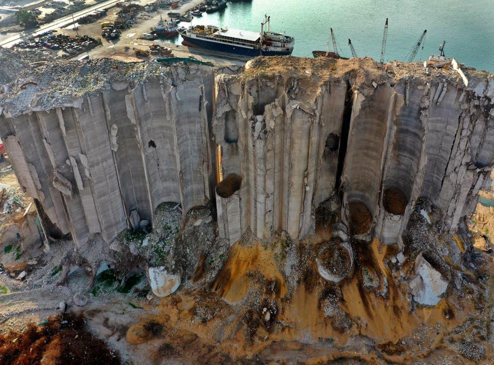 Lebanon Silos