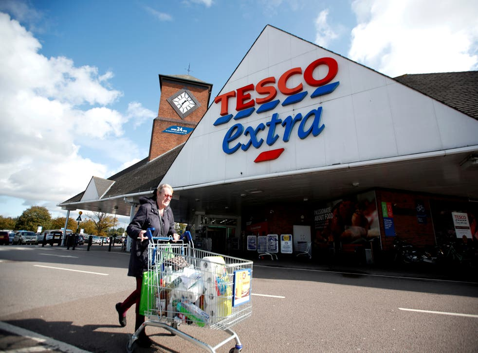 <p>Tesco's sales accelerated further over Christmas&nbsp;</p>