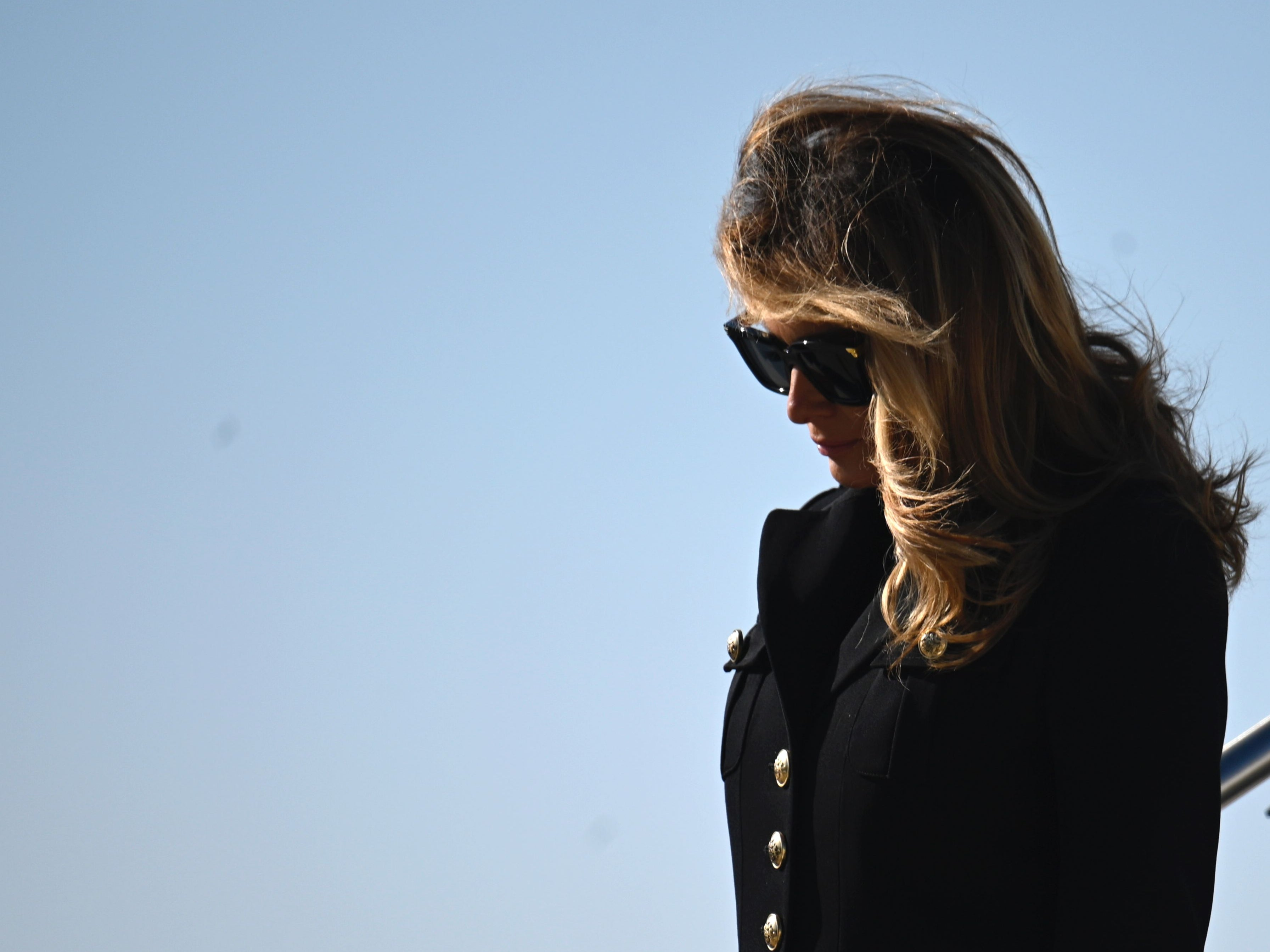 Melania Trump: First lady criticised for statement about ...