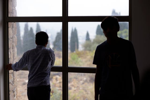 <p>Thousands of unaccompanied minors are currently in Greece without safe, long-term accommodation</p>