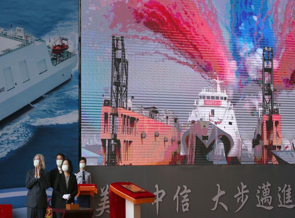 Taiwan Self-Made Warships
