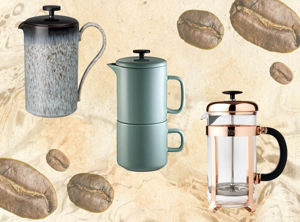 <p>Wake up and smell the coffee with one of these pots</p>