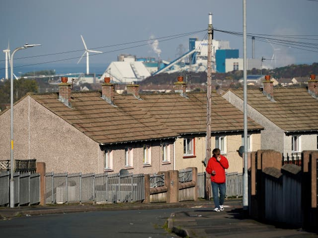 <p>Of all the northern seats to go blue last year, Workington – a place still reeling from the closures of its steel industry in the Seventies and Eighties – felt especially totemic</p>
