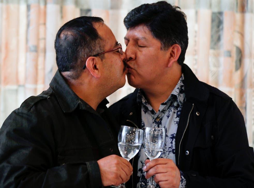 BOLIVIA-UNION CIVIL
