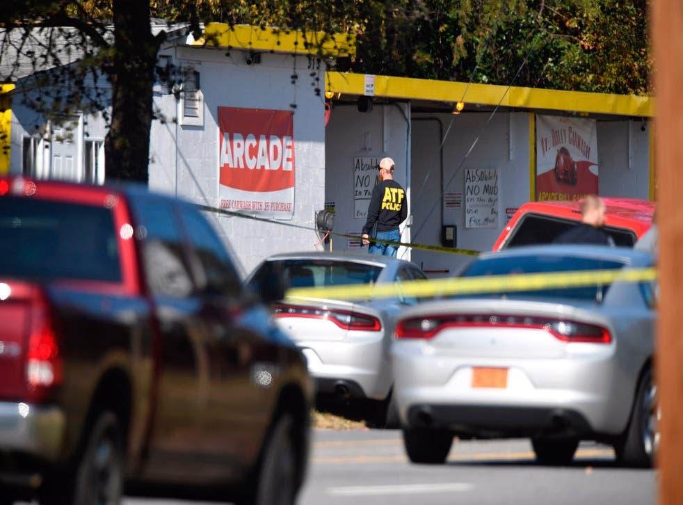 Police Officer Killed North Carolina