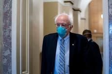 Bernie Sanders says Congress must OK stimulus checks before Christmas