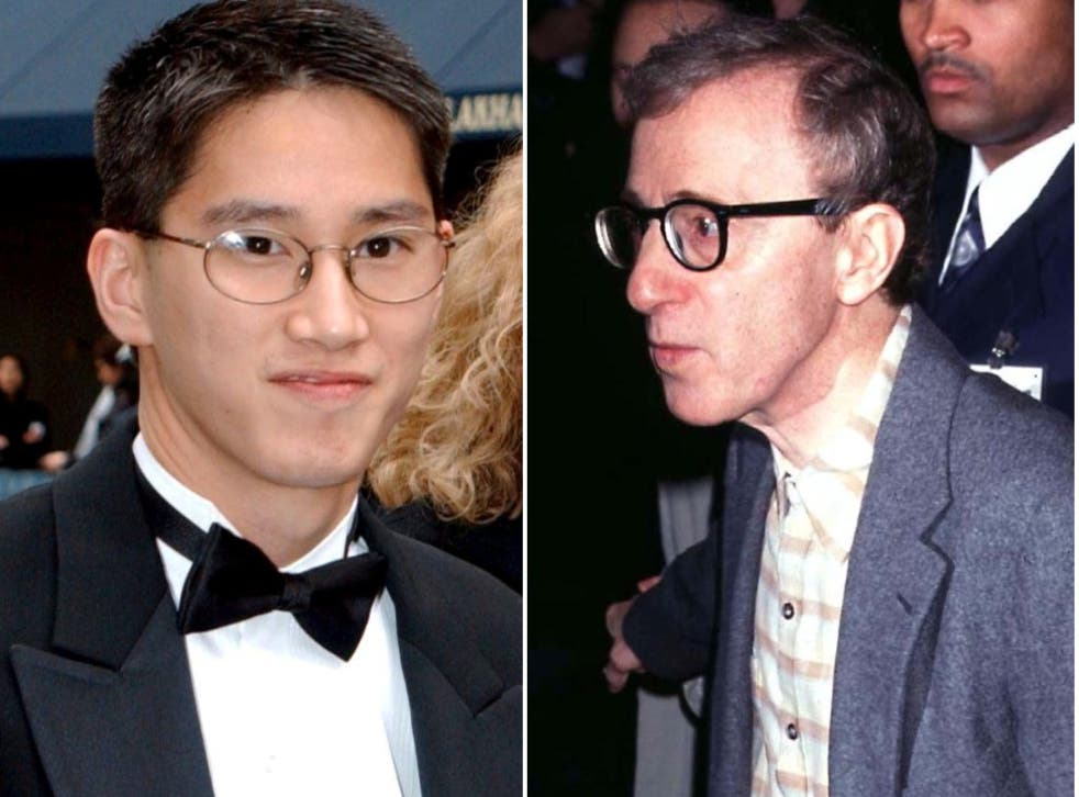 Moses Farrow speaks out in support of adoptive father Woody Allen