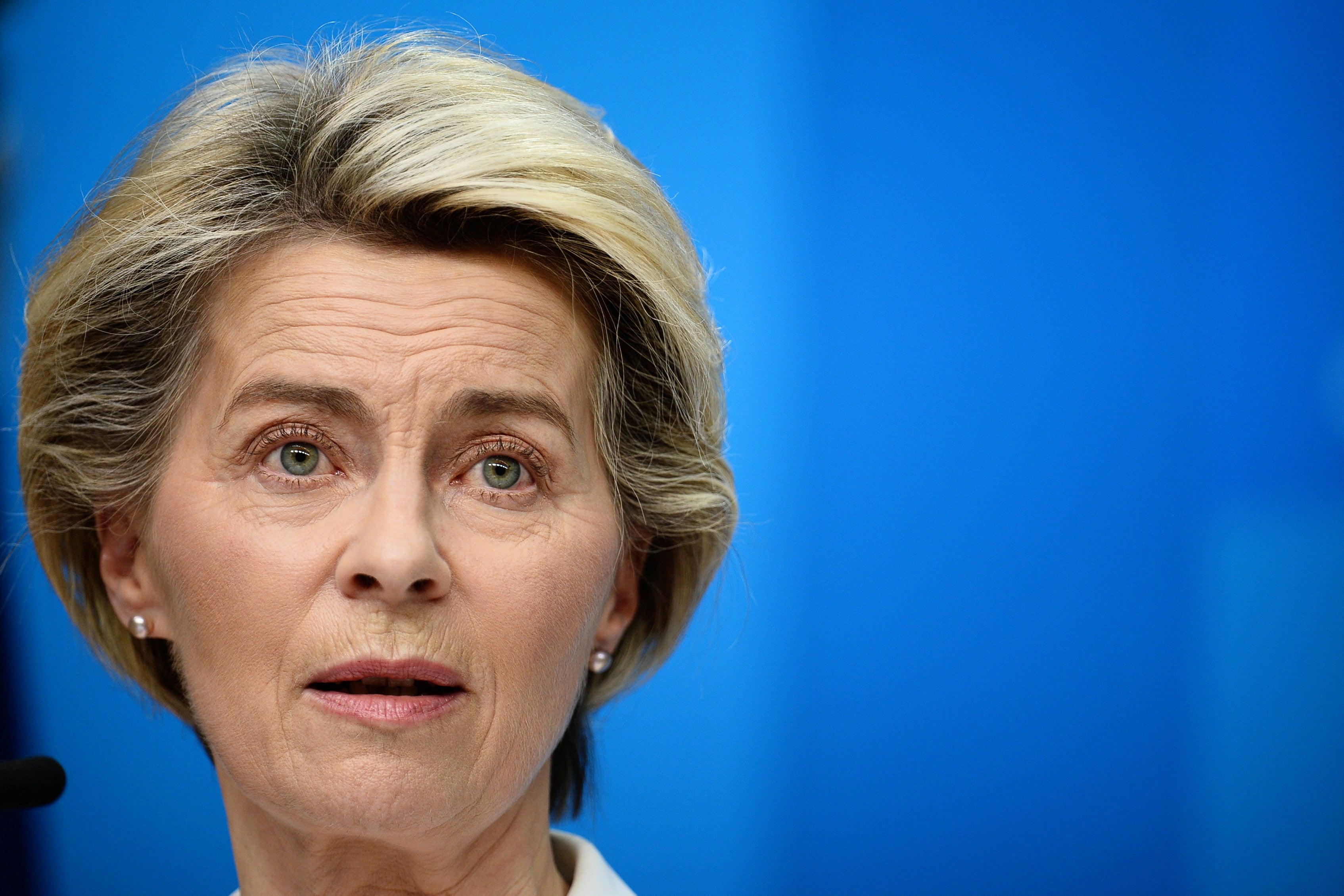 Who Is Ursula Von Der Leyen The EU Chief Stood Between