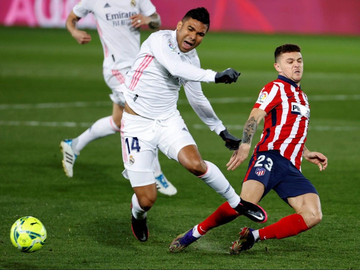Real Madrid Atletico Madrid Stream