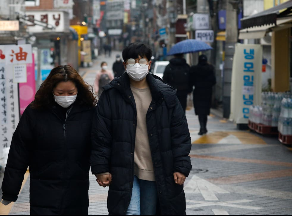 <p>South Korea's birth rate was record low at 0.92 in 2019</p>