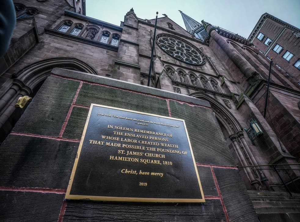Reparations Churches