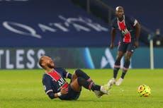¿Qué tan grave fue la lesión de Neymar en la derrota del PSG?