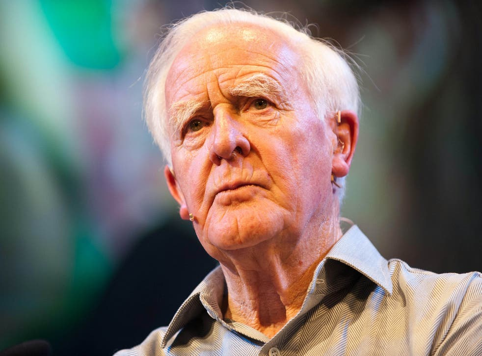 John Le Carre has died aged 89