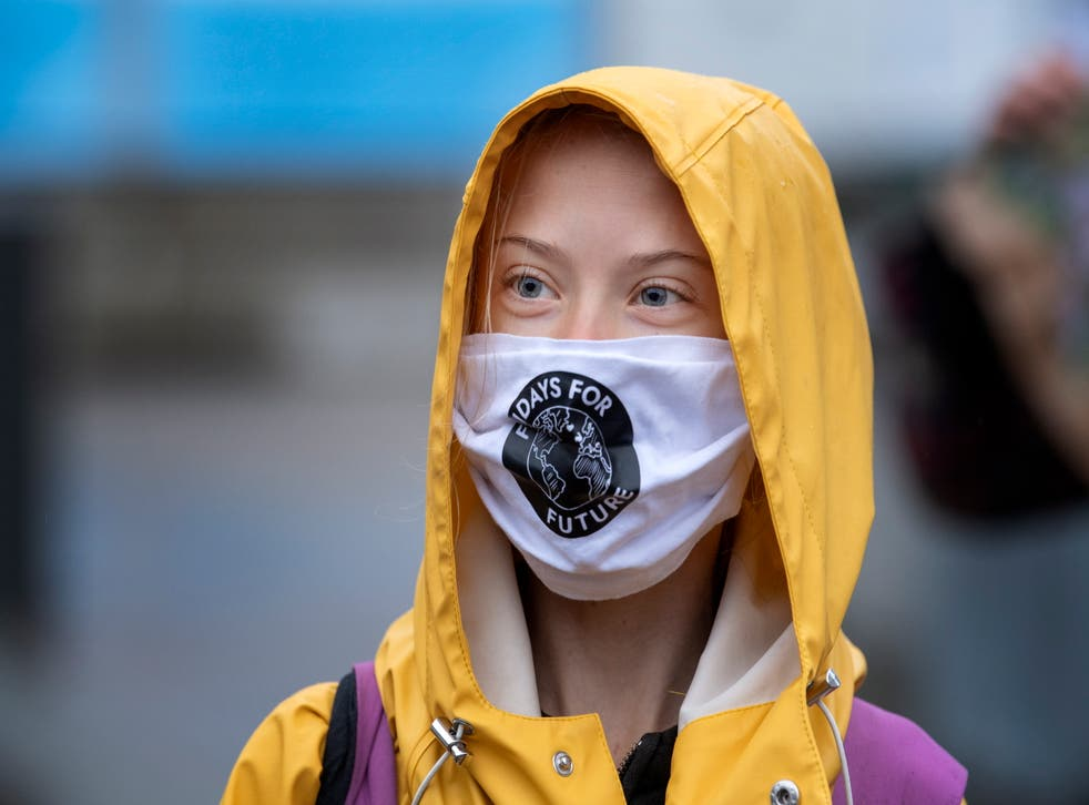 Greta Thunberg appears not to be impressed by New Zealand's climate policies