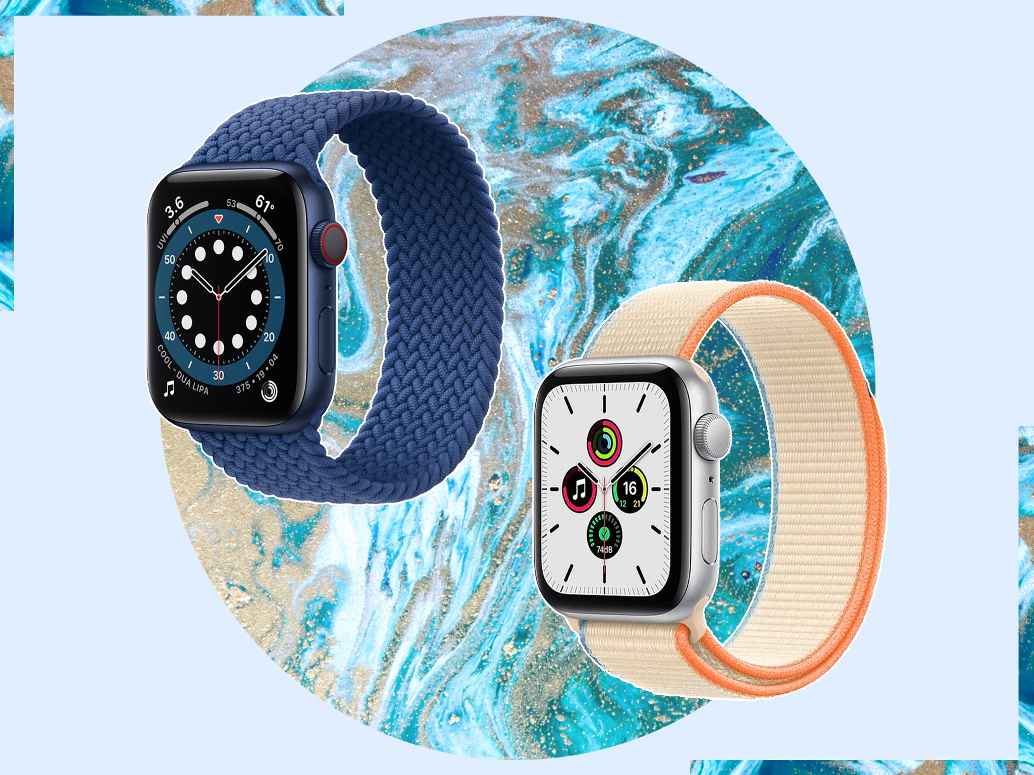 Apple Series 6 Vs Apple Se Watch Review Which Is Best The Independent