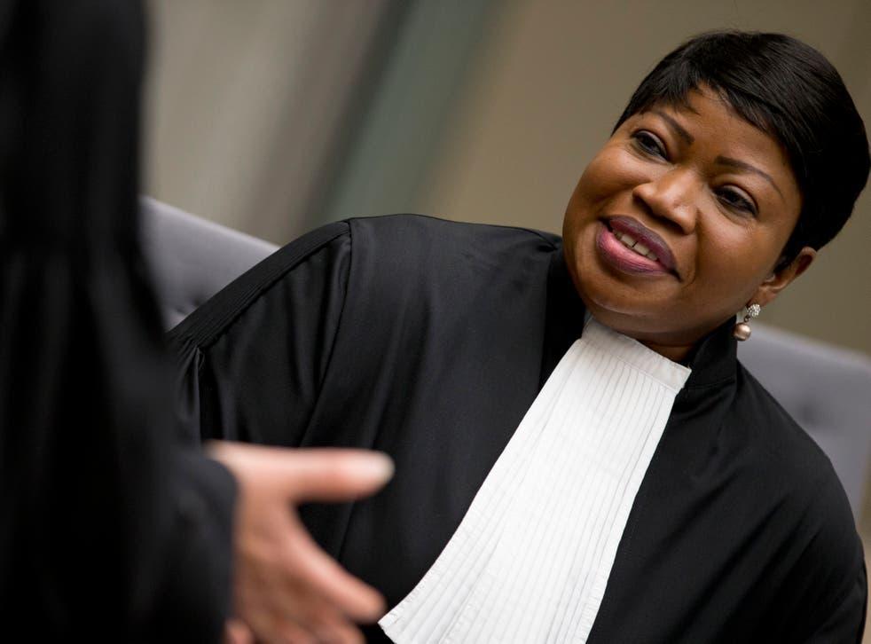 Netherlands International Court Prosecutor