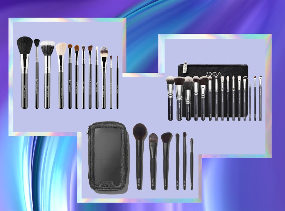 <p>We tested sets to find long-lasting brushes that work with all kinds of product</p>