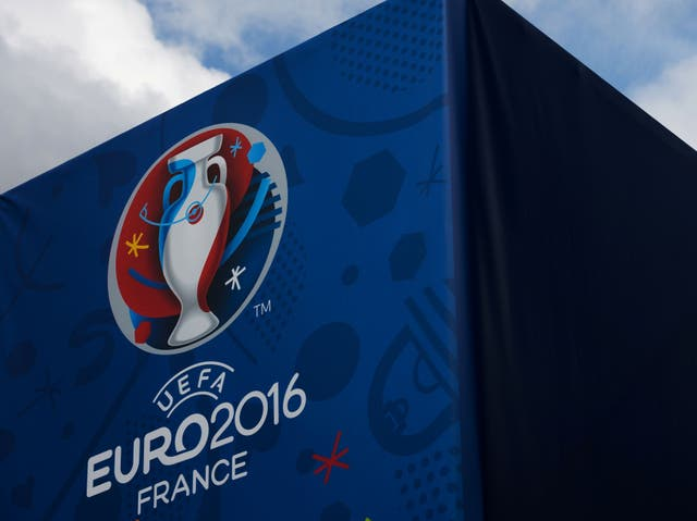 Euro 2016, held in France, was the scene of an attack on Andrew Bache by Russian fans