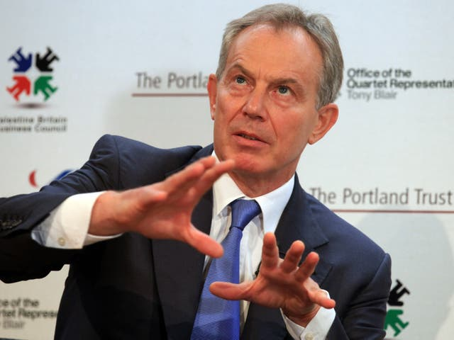 Tony! (A Tony Blair Musical) is being staged in London next February