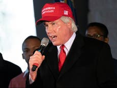 Pro-Trump attorney Lin Wood under investigation for possibly voting illegally, report claims