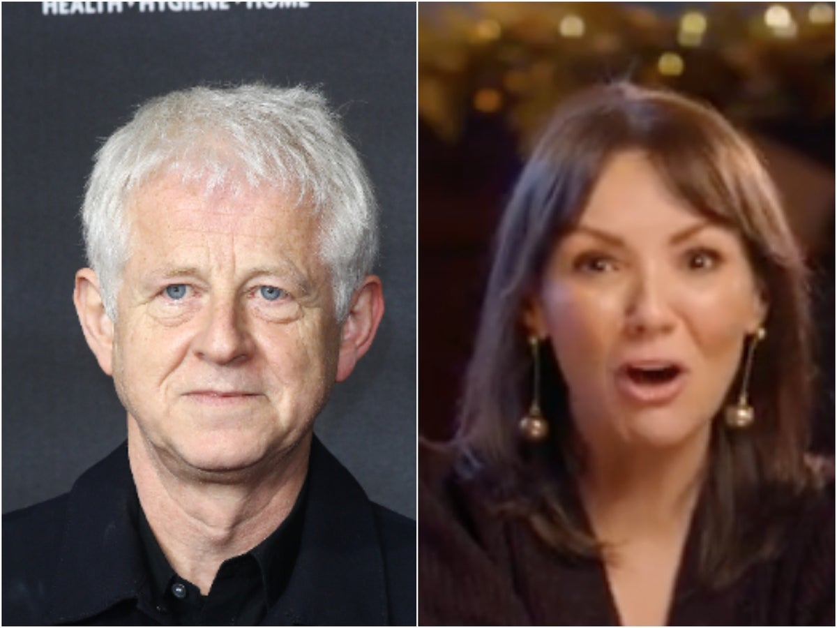 Love Actually Richard Curtis Kept Big Secret From Martine Mccutcheon Ahead Of Film The Independent