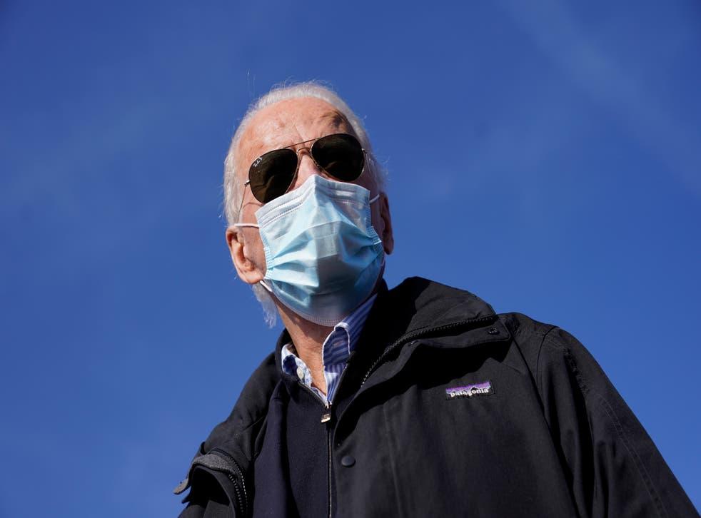<p>Biden podría tener mayoría en el Senado si los demócratas ganan la elección de segunda vuelta</p>