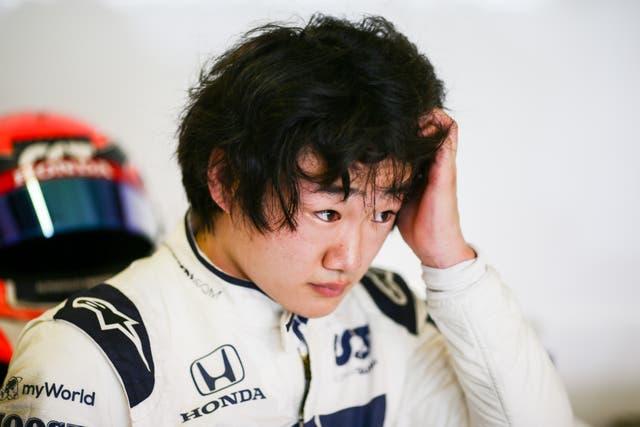 Yuki Tsunoda will replace Daniil Kvyat at AlphaTauri on the 2021 Formula One grid