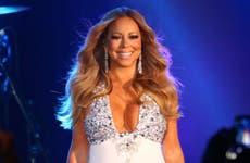 Mariah Carey forgets lyrics to 'Auld Lang Syne' in NYE video