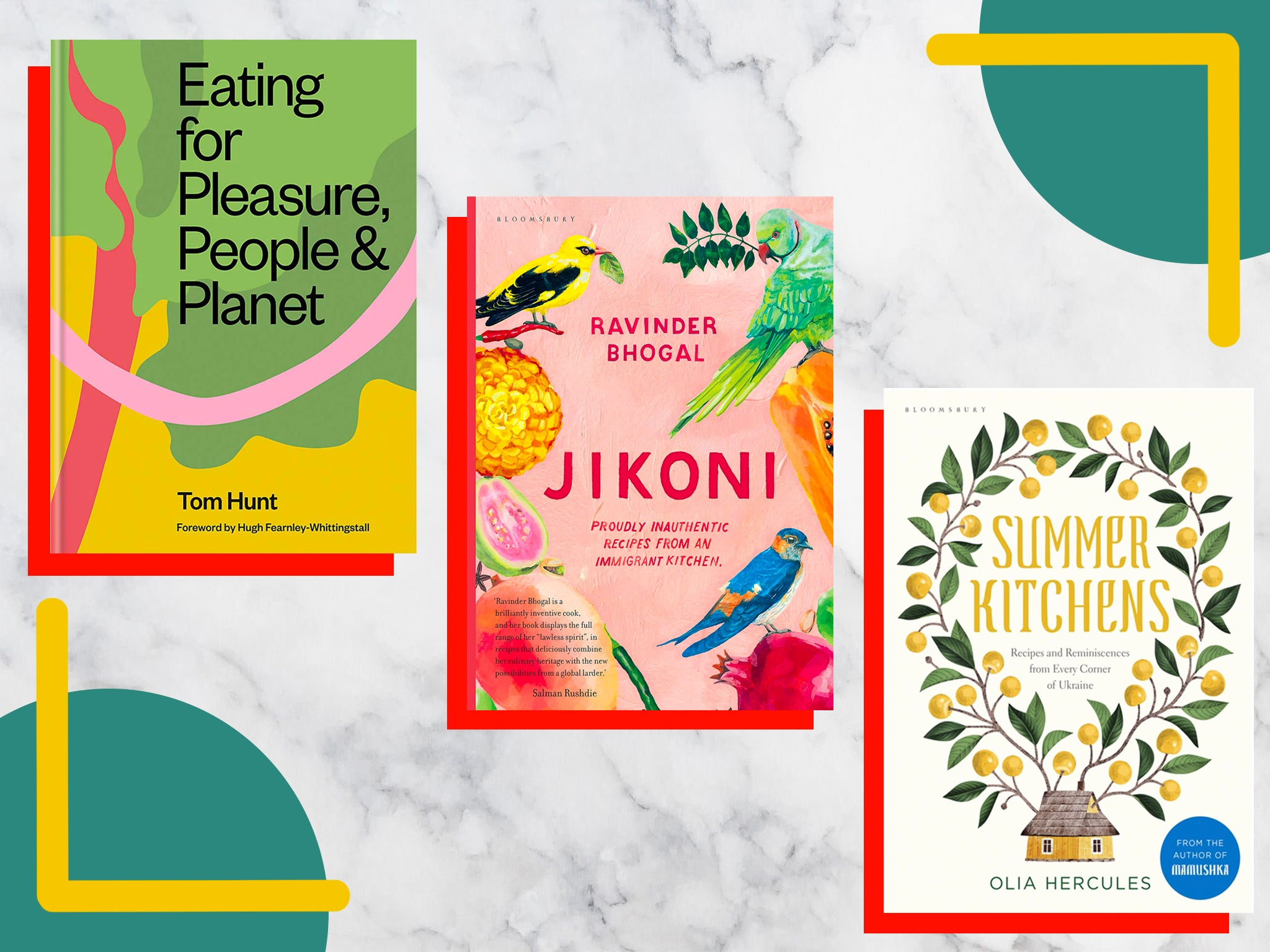 André Simon Awards 2020 Food Books To Add To Your Collection The Independent