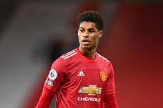 Rashford's desire to succeed at United driven by childhood experiences