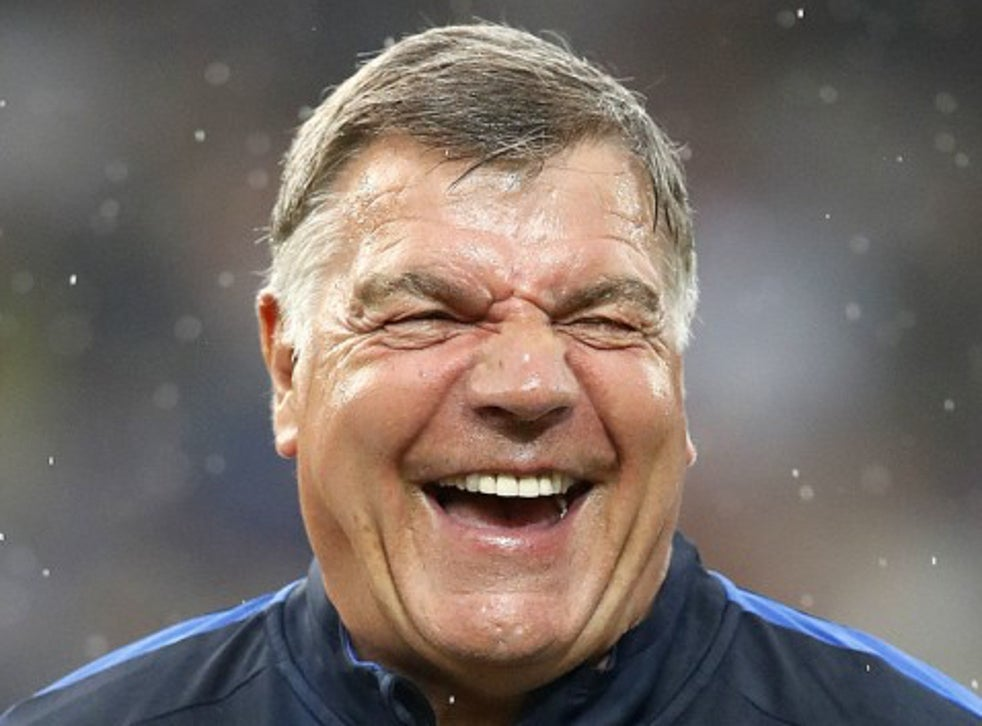West Brom Confirm Sam Allardyce As New Manager The Independent
