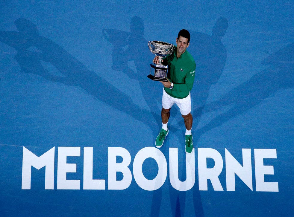 Australian Open 2021 Men S Tournament Delayed Until February But No Indication When Women S Draw Will Begin The Independent