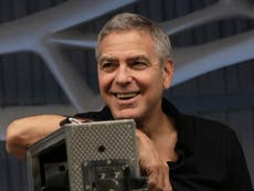 George Clooney: 'Being directed by fellow actors is a terrible thing'