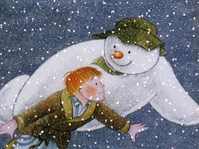The Snowman is one of the most beloved children's animations of all time