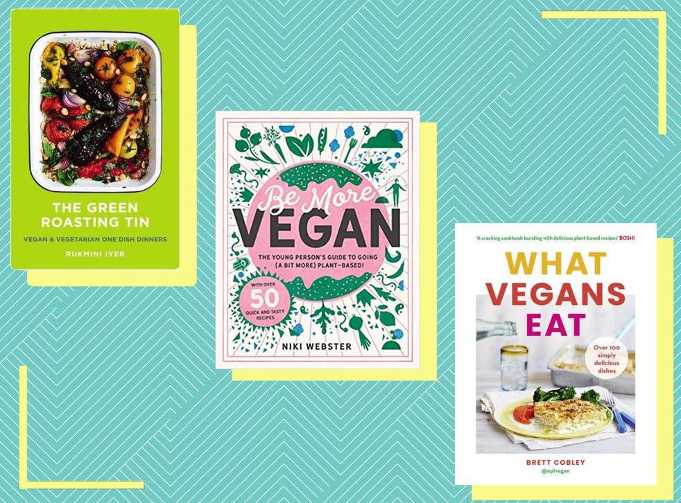 Vegan Shopping List 2021 Christmas Best Vegan Cookbooks 2021 Easy Recipes For Beginners The Independent