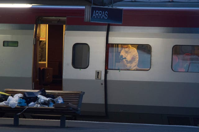 France Train Attack Trial