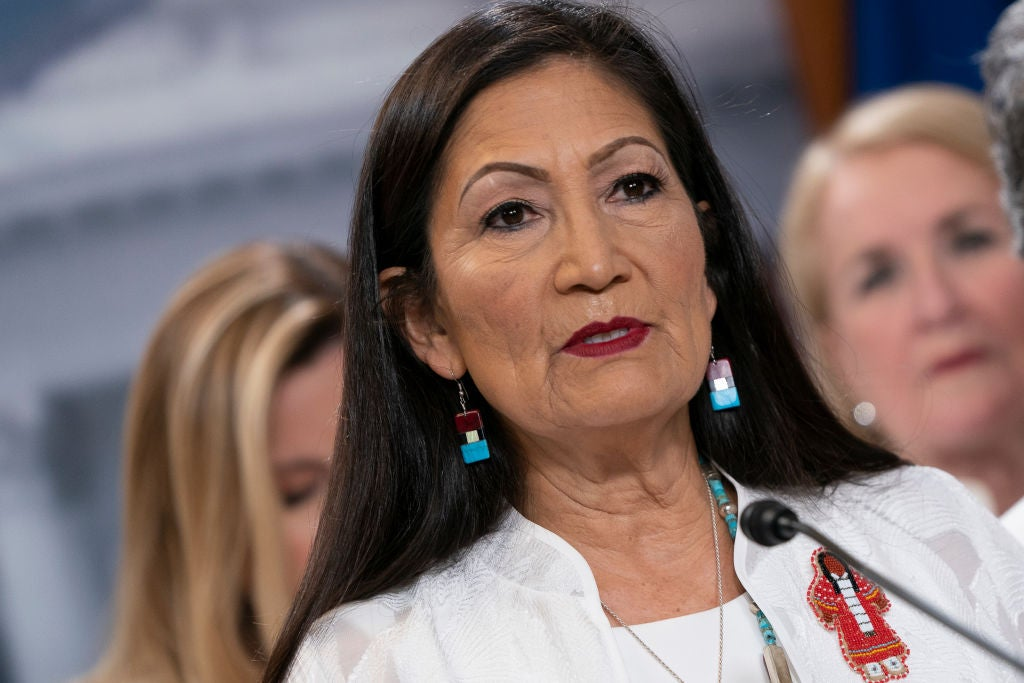 independent.co.uk - Jamie Henn - Republicans embarrassed themselves horribly at Deb Haaland's confirmation hearing | Jamie Henn