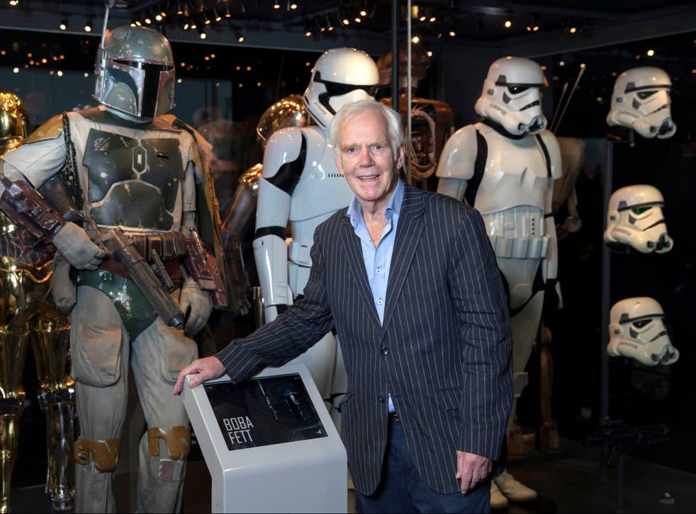 <p>Jeremy Bulloch, quien dio vida a Boba Fett en la trilogía original de Star Wars</p>