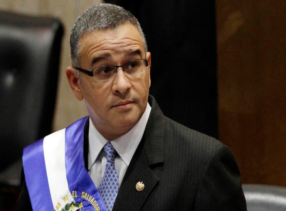 EL SALVADOR CORRUPCION
