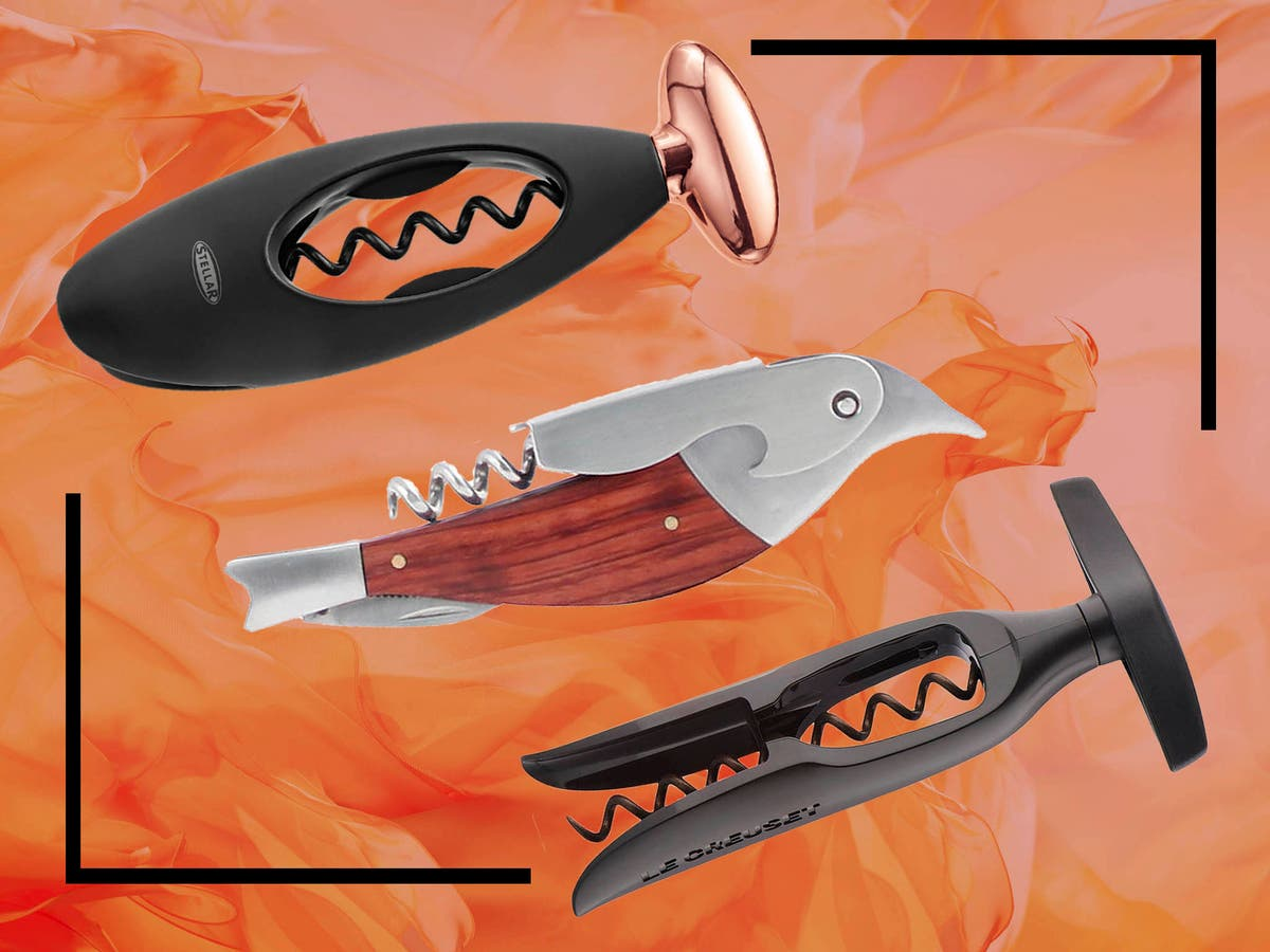 Best Corkscrew Choose From Stainless Steel And Wood Designs The Independent