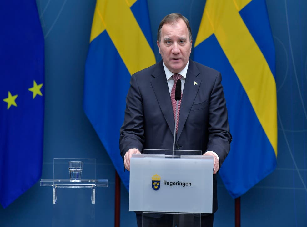 Virus Outbreak Sweden