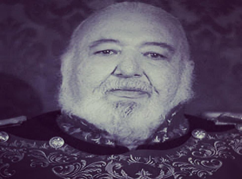 <p>Actor mexicano, Ernesto Yáñez</p>