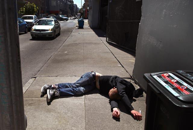 San Francisco Overdose Deaths