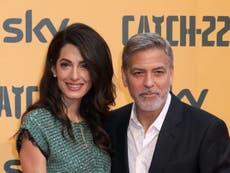 George Clooney reflexiona sobre sus experiencias cercanas a la muerte