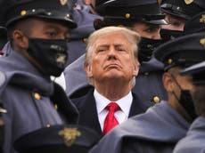 Trump presionó a republicanos para cambiar el resultado de la elección