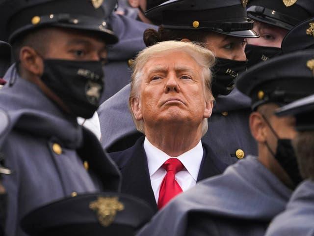 Presidente de los Estados Unidos, Donald Trump